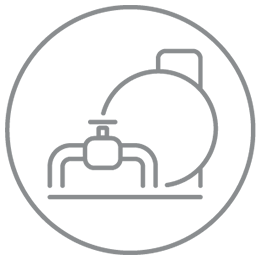 Transportleitungen / Speicher