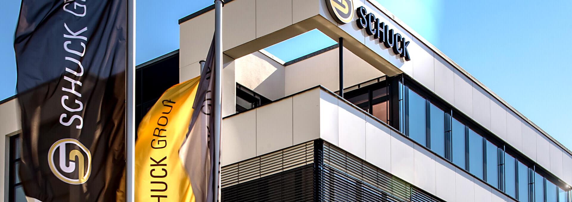 Die SCHUCK GROUP ist seit fast 50 Jahren weltweiter Partner der Energie- und Versorgungswirtschaft.